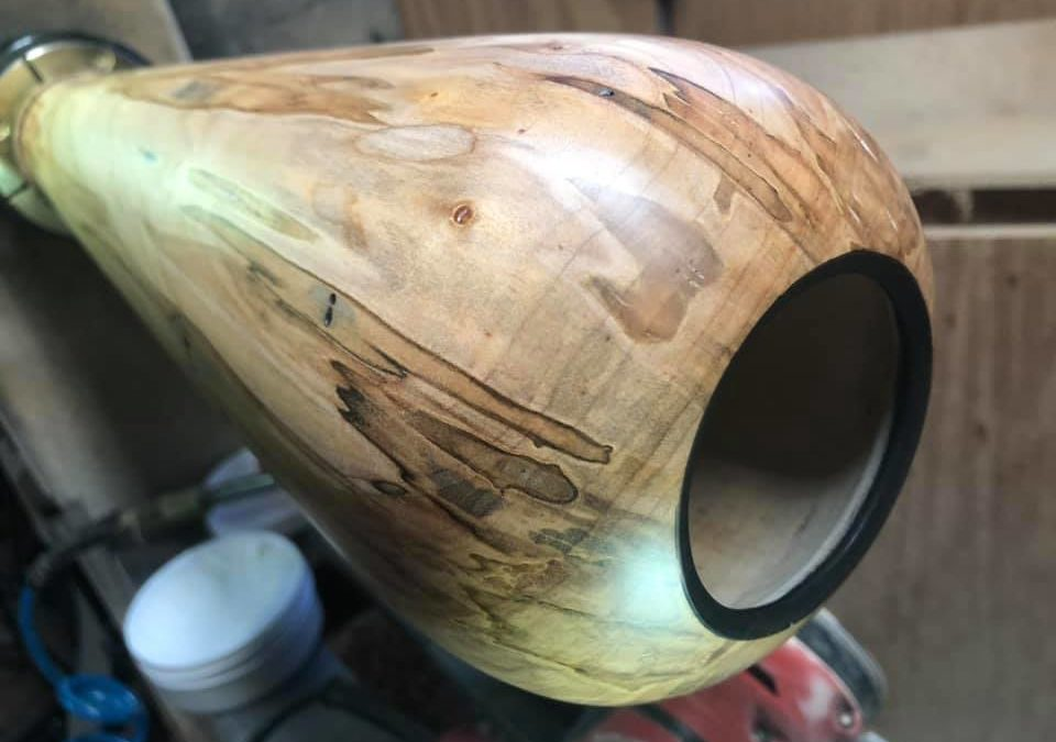 Ambrosia Maple Vase
